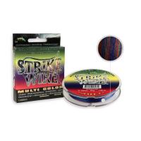 Шнур Strike Wire Extreme, 0,10mm/6kg -135m - Multi 10m/Color (цветной) ()