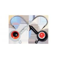 Джиг шар Strike Pro крашеный с глазами 1,75гр кр. №2 10шт белый и черный (PJH-02#BW)