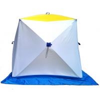 Палатка зимняя Стэк Куб 2 Двухслойная