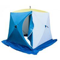 Палатка зимняя Стэк Куб 2 Балистик